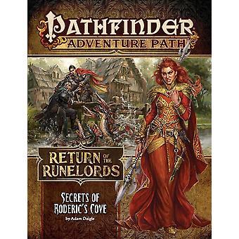 Pathfinder Adventure Secrets af Rodericks bugt (returnering af Runelords 1 af 6)