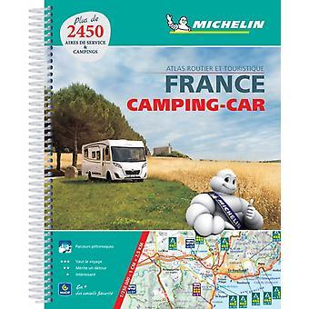 France Atlas Camping Car A4 2018