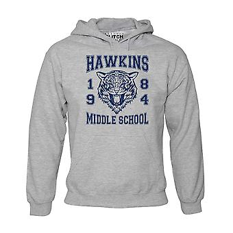 Bluza z kapturem Men ' s Hawkins Middle School