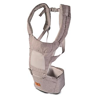 Cangaroo Baby Carrier I Carry 5 in 1 Belly Back Strap Removable Seat, Belt