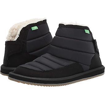 Sanuk Kids' Lil Puffer Fashion Boot