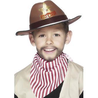 وسام شريف قبعة رعاة البقر، حجم واحد