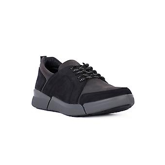 IGI & co dark grey shoes