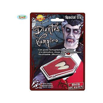 Halloween en horror grote Vampier tanden met thermoplast