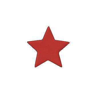 Kuchen Stern Modellierung Paste Rot 100g