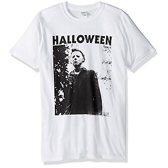 American Classics Unisex Halloween The Movie Watching Big, White, Size Small