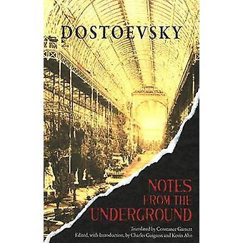 Anteckningar från tunnel banan av Fjodor Dostojevskij