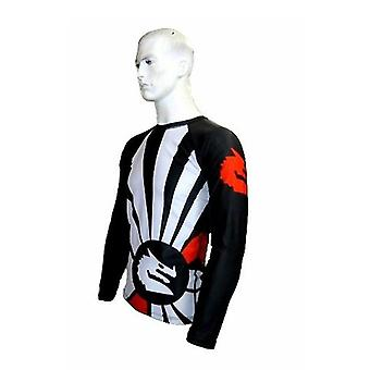 Morgan Rising Sun Rash Guard