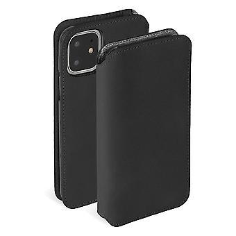 Krusell Sunne PhoneWallet voor Apple iPhone 11 Black Case Beschermhoes