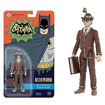 Batman (1966) Bookworm Action Figure