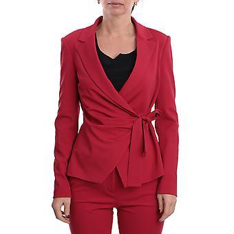Pinko 1g14wa5872r51 Women's Red Viscose Dress