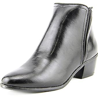 Karen Scott Womens Fannia Round Toe Ankle Fashion Boots