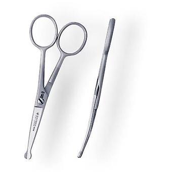 Artero Scissors Witte Minicurva 4.5  Inox (Dogs , Grooming & Wellbeing , Hair Trimmers)