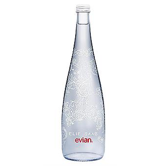 Evian Limited Edition Glasflasche-( 750 Ml X 1 )