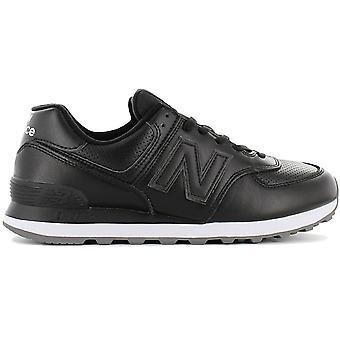 جديد التوازن الكلاسيكية 574 - أحذية الرجال الأسود ML574SNR أحذية رياضية حذاء رياضي