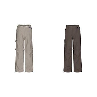 Regatta Great Outdoors Childrens/Boys Sorcer Zip-Off Trousers