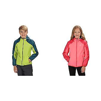 Regatta Childrens/Kids Teega II Hooded Waterproof Jacket