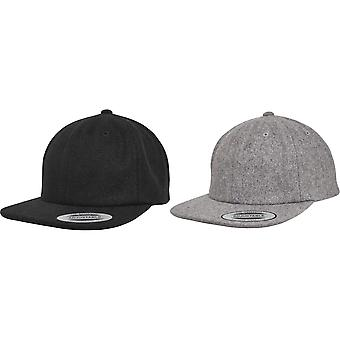Flexfit By Yupoong Mens Melton Cap