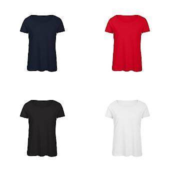 B&C Womens/Ladies Favourite Cotton Triblend T-Shirt