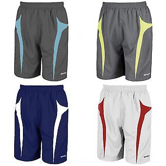 Spiro Mens Micro-Team Sports Shorts