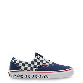 Vans Original Unisex All Year Sneakers - Blue Color 41196