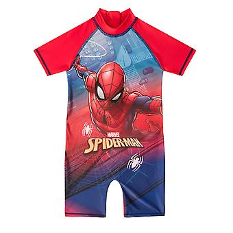 Marvel Comics Official Gift Toddler Boys Kids Swim Surf Suit