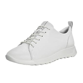 ECCO 292303 Flexure Runner Dames Sneaker In Wit