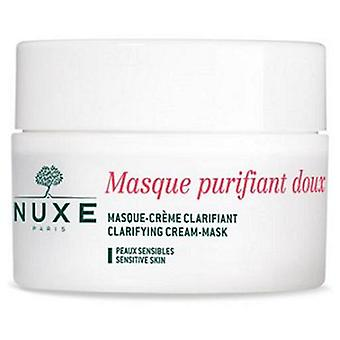 Nuxe Clarifying Cream-Mask with Rose Petals 50 ml