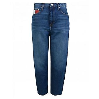 Tommy Jeans High Rise Tapered Mom Jeans