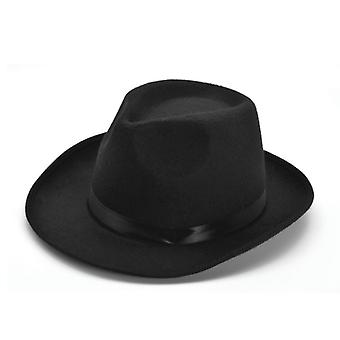 Gangster hoed. Wol vilt