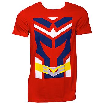 My Hero Academia Costume T-Shirt