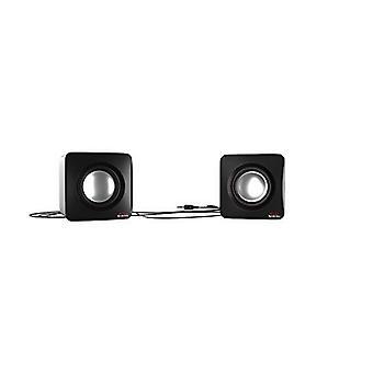 Gaming högtalare Tacens MAS0 2.0 USB 8W svart röd