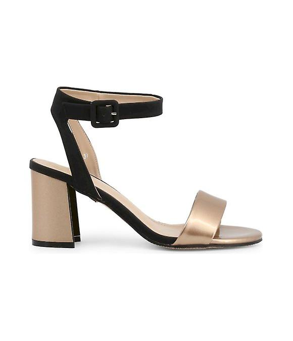 Laura Biagiotti - shoes - sandal - 6300_PATENT_COPPER - ladies - peru,black - EU 40