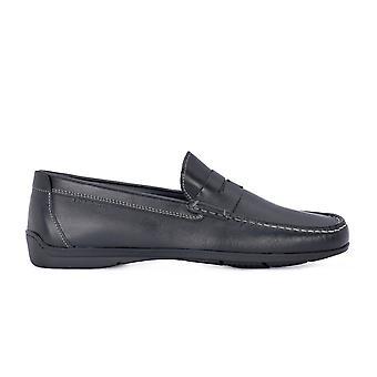 IGI&CO Cambrid 11115NERO universal todos os anos sapatos masculinos