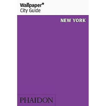 Wallpaper* City Guide New York by Wallpaper* - 9780714877679 Book