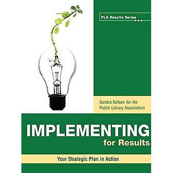 Implementação de Resultados - 9780838935798 Livro
