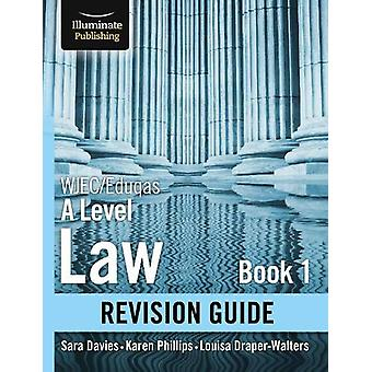 WJEC/Eduqas Law for A level Book 1 Revision Guide by Sara Davies - 97