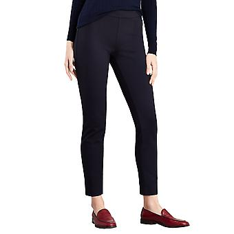Brooks Brothers Women's Ponte Knit Ankle Pants