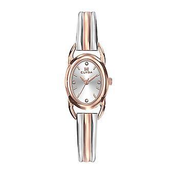 Se Clyda klokker CLA0238UBIW - Kvinners Watch