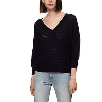 Only Women's Aiya Dark Sweater