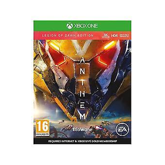 Anthem Legion Of Dawn Edition Xbox One