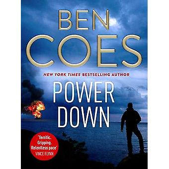 Power Down by Ben Coes - 9781788635257 Book