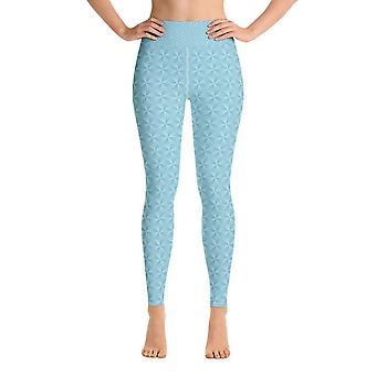 Workout leggings | yoga leggings | glittering stars
