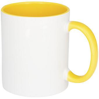 Bala Pix sublimación color Pop taza de cerámica