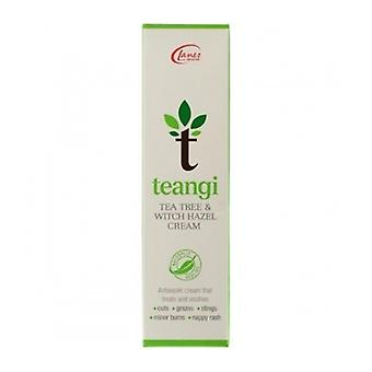 Lanes Tea Tree & Witch Hazel Cream 28G