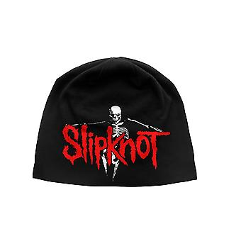 Slipknot The Gray Chapter band logo Official New Black jersey Beanie Hat