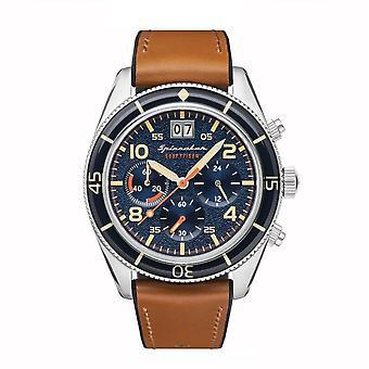 Spinnaker SP-5085-02 Gent's Fleuss Blue Dial Wristwatch