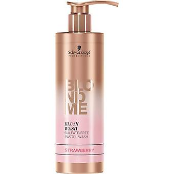 Schwarzkopf blondme blushwash strawberry
