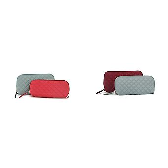 Eastern Counties Leather Alivia Cosmetic Case (Pack Of 2)