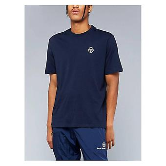 Sergio Tacchini Sergio T-Shirt - Navy/White